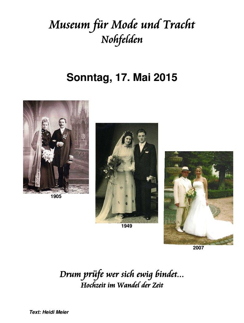 Broschüre Sonderausstellung