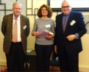 Rainer Raber, Rosel Böhmer, Meinrad Maria Grewenig